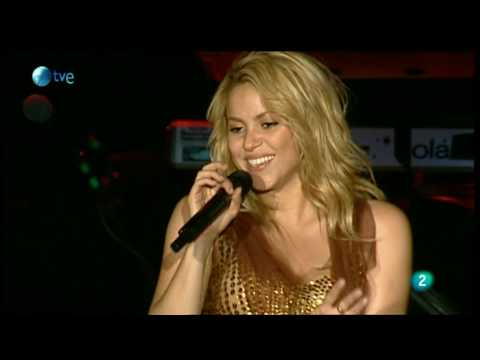 Shakira - Gordita [feat. Calle 13] (Rock in Rio Madrid 2010) Music Videos