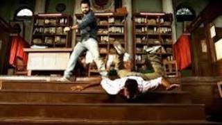 Janatha garrage leaked fight scene Jr NTR MOHANLAL