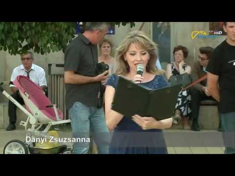 50 éves a Légierő Zenekar Szolnok 2019.09.01.