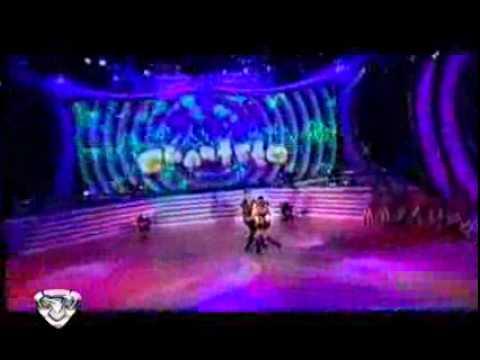 Showmatch 2010 – El cuarteto de Lola Ponce
