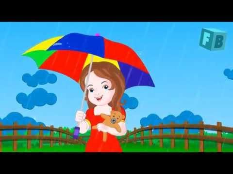 Rain Rain Go Away Come Again | Children Nursery Rhymes with...
