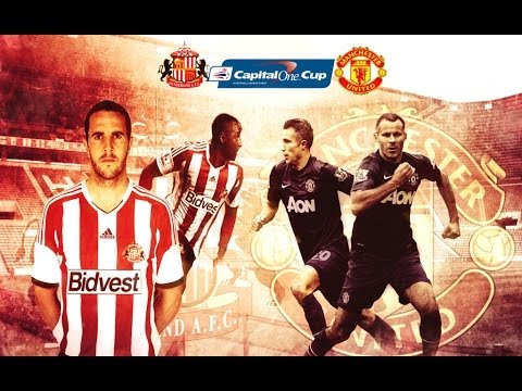 Manchester United Vs Sunderland 2-1 penalty shot 1-2 all goals and highlights