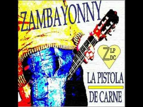 El lomo de Brandoni (Voz sin distorsionar) - Zambayonny