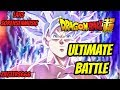 """Dragonball Super OST - """"Ultimate Battle"""" - Metal Cover  [Feat. Zieglers666]"""