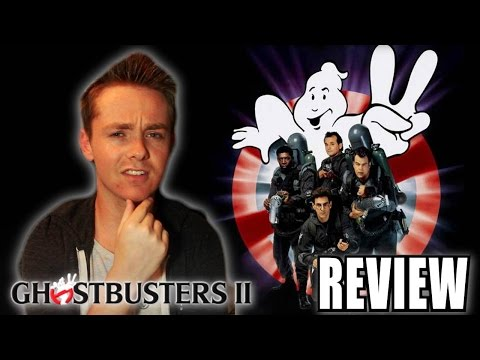 Ghostbusters II - Movie Review