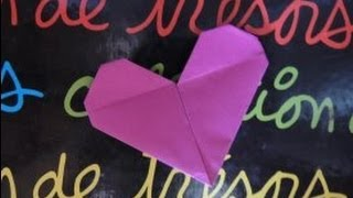 Origami Coeur
