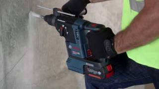 "Bosch 18V SDS-Plus 1"" Bulldog Rotary Hammer GBH18V-26K"