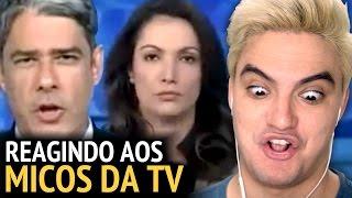 MAIORES MICOS DA TV - O DIA QUE O JORNAL NACIONAL PAROU [+13]