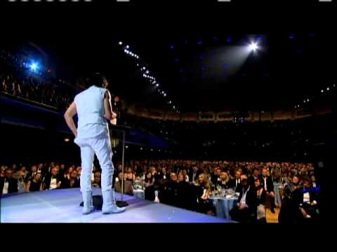 Jeff Beck accepts 2009