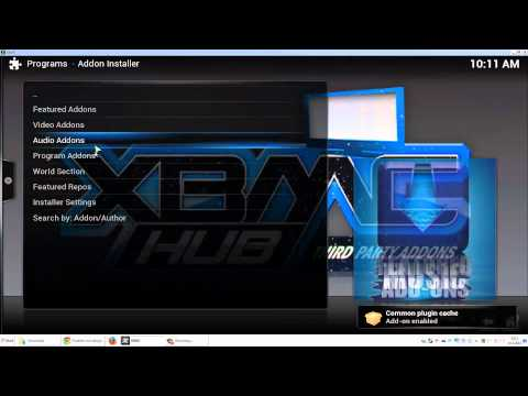[HOW-TO] Install XBMC Gotham (13) on Win7 and add IceFilms. Mashup and 4KMovie.to add-ons [05/2014]