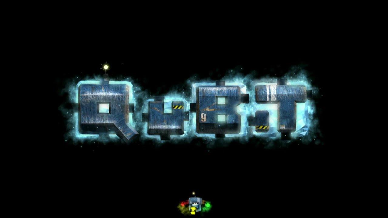 Qubit Logo QuBIT iPad Gameplay  Universal