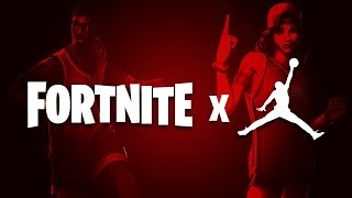 Fortnite x Michael Jordan TOMORROW! BASKETBALL SKINS RETURNING! (Fortnite Battle Royale)