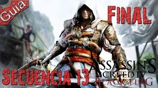 Assassins Creed 4 Black Flag Walkthrough FINAL parte 31 Español