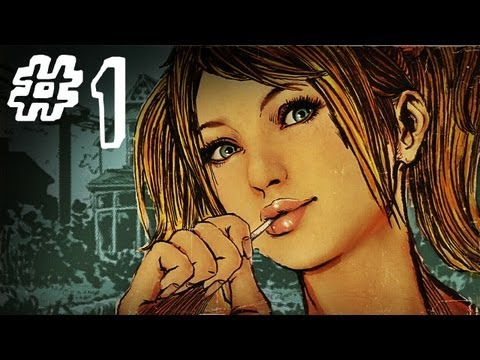 Lollipop Chainsaw - Gameplay Walkthrough - Part 1 [Stage 1: Prologue] (Xbox 360 / PS3 HD Gameplay)