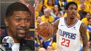 The Warriors didn't lose, they got beat by Lou Williams, Clippers - Jalen Rose | Jalen & Jacoby