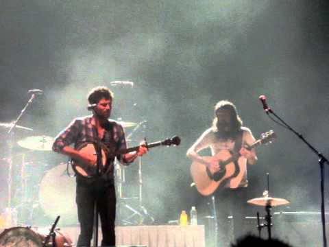 The Avett Brothers - Laundry Room at Summercut 6-1-13