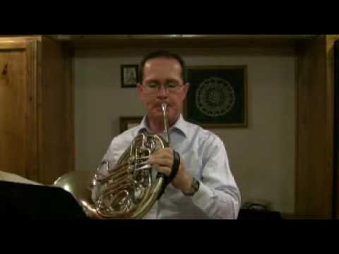 Hunter's Moon French Horn Solo, Steve Park, Horn