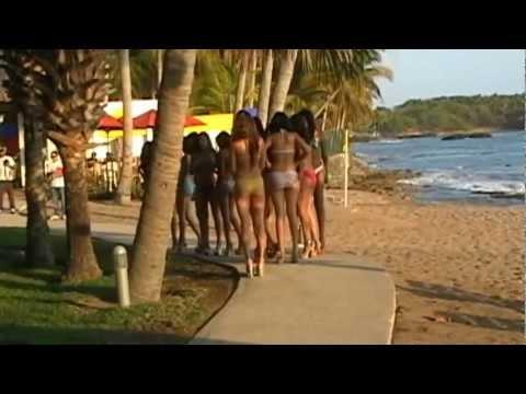 Miss El Salvador 2013 Hotel Decameron