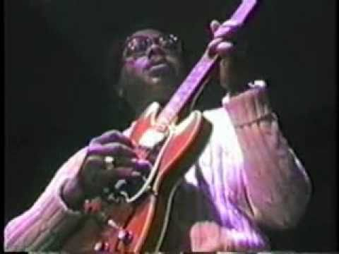 Jimmy Rogers in Antone's: Home of the Blues