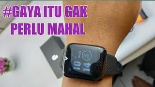 200ribu dpt Smartwatch Keren Garansi 1Tahun Ganti Baru   Vyattaid   Unboxing & Review