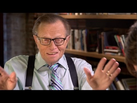 Larry King on Drugs, Cryonics, Airplane Sex Orgies, & Half-Libertarianism