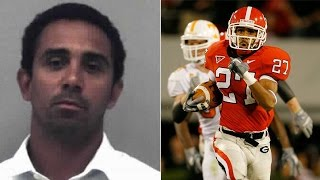 Former UGA star accused of inappropriate contact with student