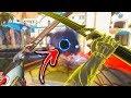 30 Crazy Ways To Genji Deflect!! - Overwatch Crazy Genji Deflects