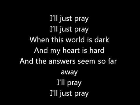 Moriah Peters - Just Pray