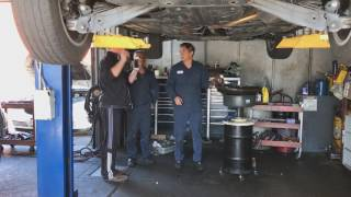 Oil Change Scammers | San Leandro Auto Care (BEWARE)
