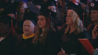 Buffalo State College's 146th Graduate Commencement 5:00 PM Ceremony