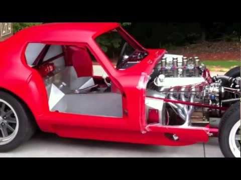 65 Shelby Daytona Coupe