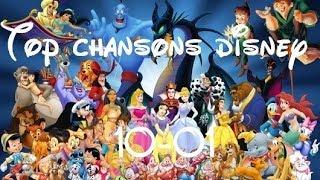 Top Chansons Disney 10-01