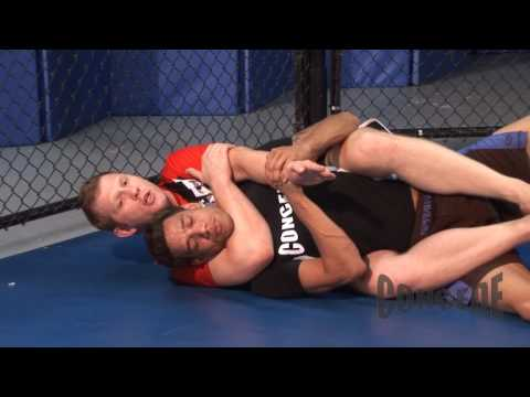 Degree, Rear naked choke submission who