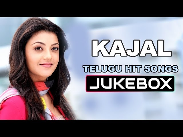 Kajal Aggarwal Telugu Hit Songs    Jukebox    Birthday Special
