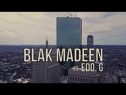 Blak Madeen (feat. Edo. G) - Men of Peace (Official Video)