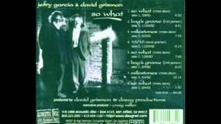 Jerry Garcia David Grisman So What Miles Davis