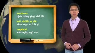 Học tiếng Anh qua tin tức - Nghĩa và cách dùng từ Controversy