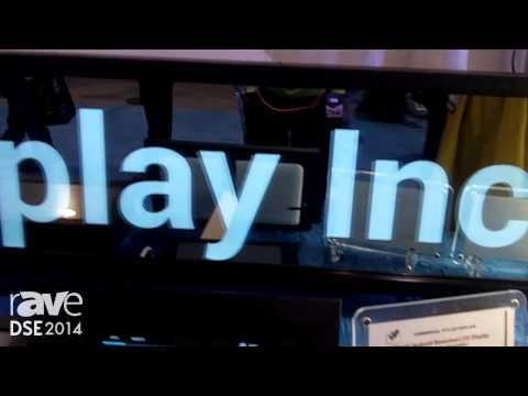 DSE 2014: Micro Display Inc. Exhibits 43″LCD Display