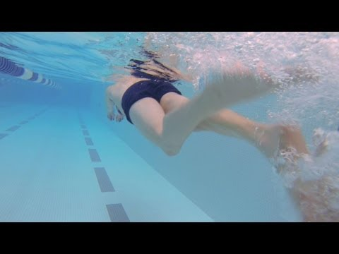 How To Crawl Kick | Swimming Lessons video