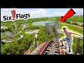 EXPLORING ABANDONED SIX FLAGS