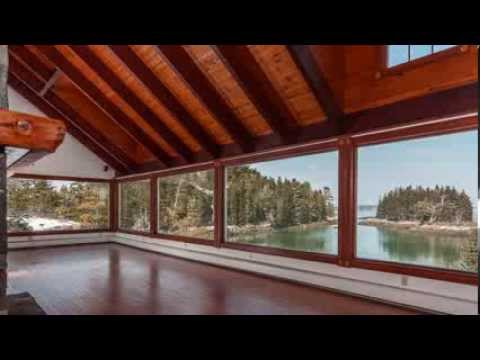 Maine Real Estate ~ 69 Joppa Road, Southport