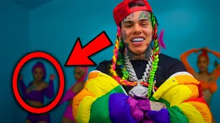 Hidden Disses in 6IX9INE- GOOBA (Official Music Video)