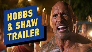 Fast & Furious Presents: Hobbs & Shaw - Trailer 2 (2019) Dwayne Johnson, Jason Statham