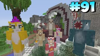 Minecraft Xbox Lets Play - Survival Madness Adventures - Guess Who? [91]