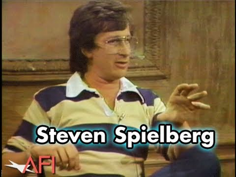 Steven Spielberg On Storyboarding (1978)