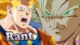 ANGRY RANT - Dragon Ball Super Episode 5 Reaction - Beerus vs Goku