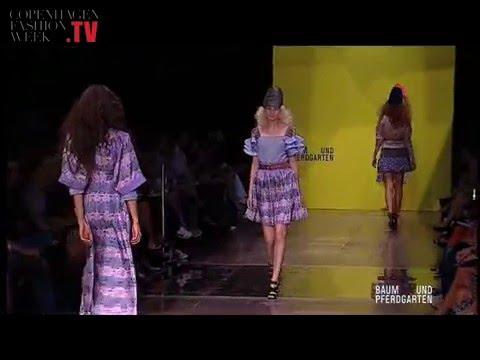 Copenhagen Fashion Week SS09: Baum und Pferdgarten