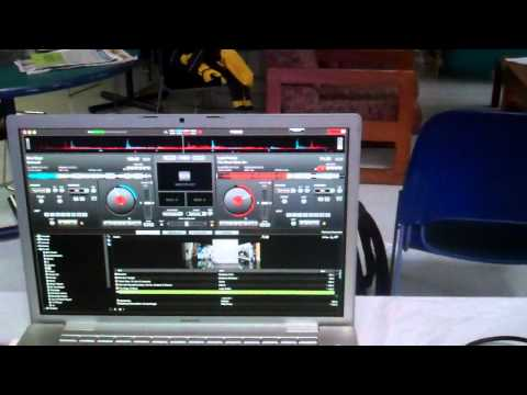 How to use Virtual Dj with an External Mixer