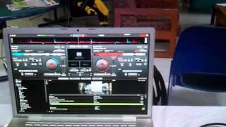 How to use Virtual Dj with an External Mixer