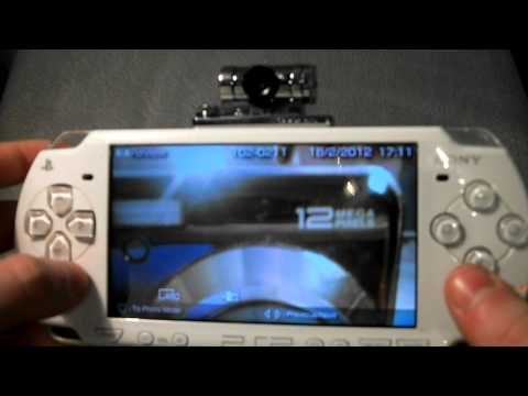 RETRO REVIEW - Go-PSP Camera for PSP